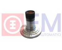 CENTRAL SHAFT WITH BUSHINGS 70 TEETH FOR AUTOMATIC TRANSMISSION GM 4L60E